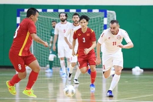 Futsal Việt Nam tái lập kì tích giành vé dự World Cup