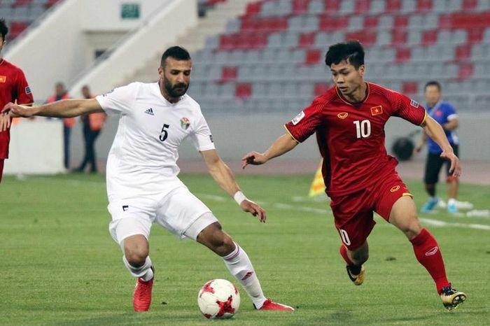 ĐT Việt Nam chốt lịch đá giao hữu với ĐT Jordan tại UAE