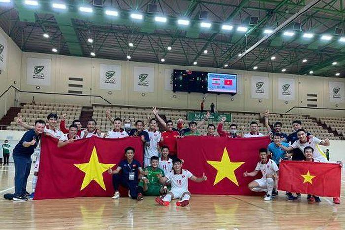 FIFA chúc mừng Việt Nam có vé dự VCK Futsal World Cup 2021