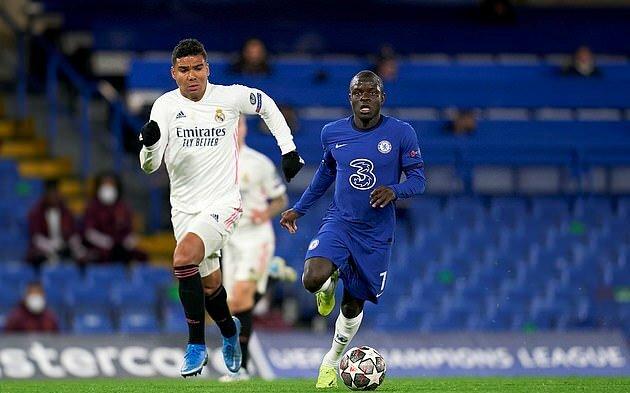 Ferdinand nói lời chuẩn mực về Kante và Chelsea
