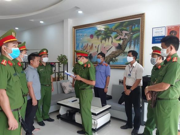 Công an Bình Thuận khởi tố, bắt tạm giam giám đốc Trung Land