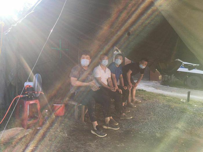 Bốn người Trung Quốc vượt biên trái phép bị bắt ở Quảng Bình