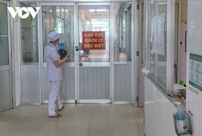 Những người liên quan đến 2 ca F0 ở Vân Hồ (Sơn La) âm tính lần 1 với SARS-CoV-2