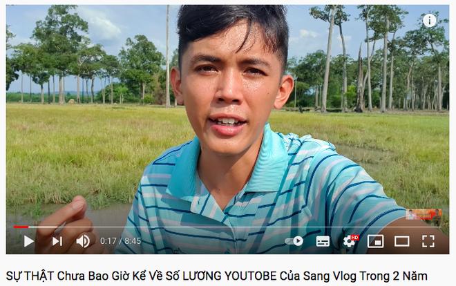 YouTuber xóm núi có 3 triệu subs tiết lộ thu nhập hàng tỷ đồng sau 2 năm, nhưng lại bị netizen la ó vì lý do này - ảnh 1