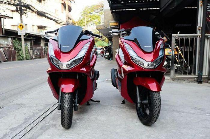 Cận cảnh Honda PCX 160 đầu tiên về Việt Nam: Trang bị động cơ eSP+ mới, giá bán chưa tiết lộ