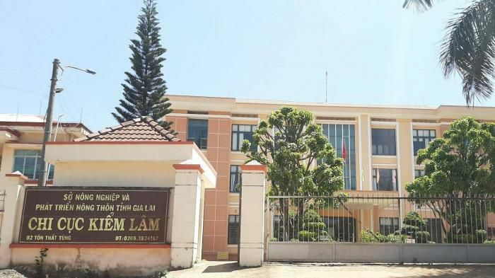 Kiểm Lâm Gia Lai cử 21 người học trung cấp chính trị, thanh toán 40 người