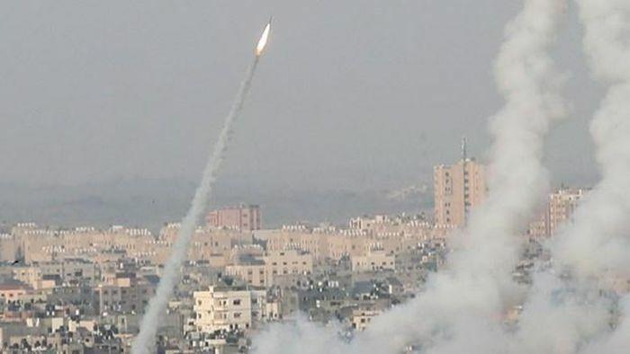 Palestine: Israel nã tên lửa vào các thành phố ở Dải Gaza
