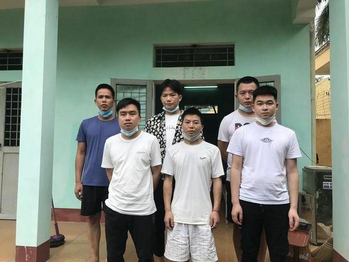 Bắt giữ 14 người Trung Quốc nhập cảnh trái phép