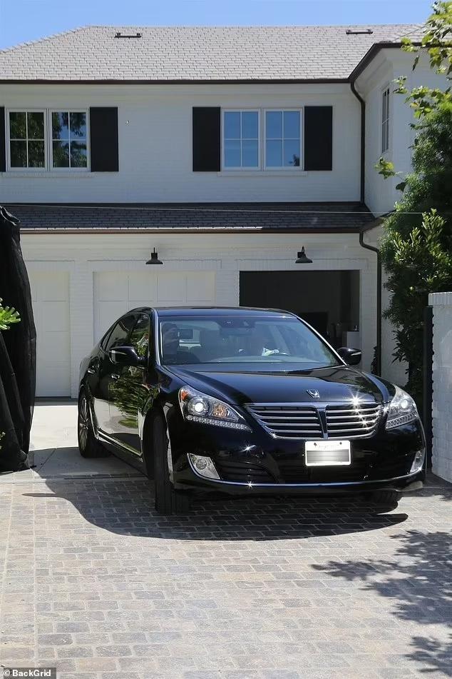 Nhà 20 triệu USD của Ben Affleck bị đột nhập