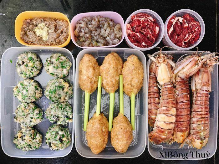 Vợ đảm chỉ cách chuẩn bị sẵn một số món ăn cho cả tuần nhàn tênh
