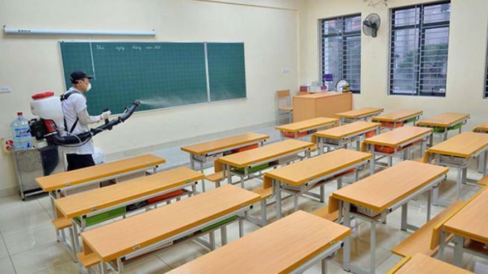 Bùng dịch Covid-19, học sinh Hà Nội có thi học kỳ trực tuyến?