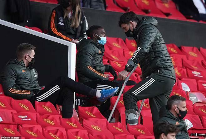 MU – Solskjaer tung hỏa mù vụ Maguire chấn thương, Villarreal cẩn thận trúng kế