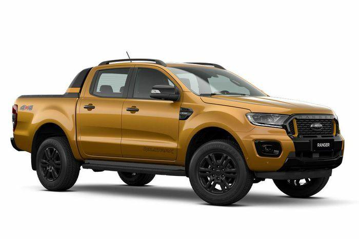 Doanh số xe bán tải tháng 4/2021: Ford Ranger bỏ xa 4 đối thủ cộng lại