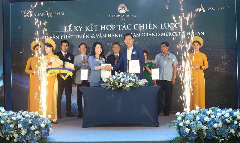 Grand Mercure Hoi An hợp tác cùng các thương hiệu danh tiếng