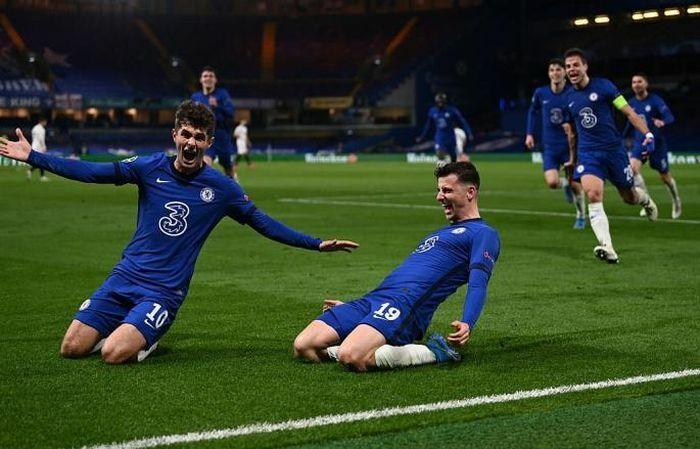 Thắng thuyết phục Real Madrid, Chelsea tạo nên trận chung kết toàn Anh