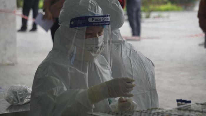 Ca nhiễm tăng cao, Bắc Giang trưng dụng BV Nội tiết làm bệnh viện dã chiến