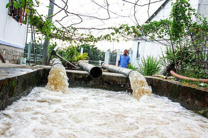 Đủ nước sản xuất vụ hè thu