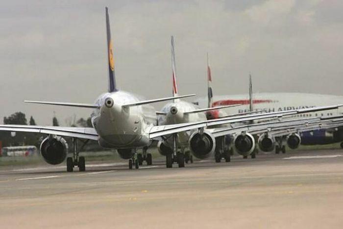 """Moody""""s nâng triển vọng tín nhiệm của ngành hàng không toàn cầu"""