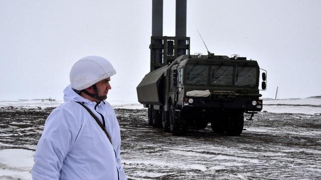 Nga đang bỏ xa Mỹ trong cuộc ganh đua ở Bắc Cực