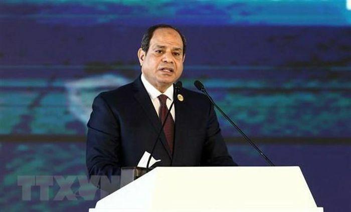 Ai Cập tích cực thúc đẩy các bên tôn trọng lệnh ngừng bắn
