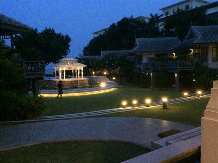 Resort đẹp lãng mạn bên bờ biển Hua Hin