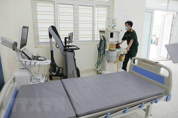 Bộ Y tế kiến nghị phương án điều trị bệnh nhân COVID-19 ở Bắc Giang