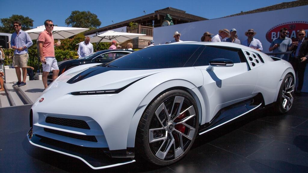 Chi hơn 230 tỉ mua siêu xe Bugatti nhưng 2 năm chưa 'sờ' được xe