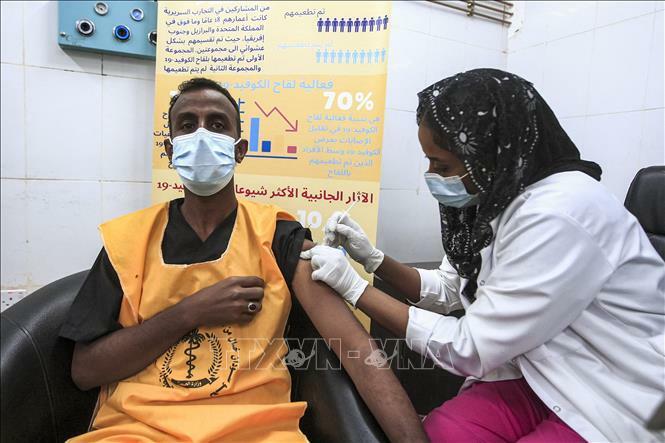 Cam kết hỗ trợ tài chính, phân phối công bằng vaccine ngừa COVID-19 cho châu Phi