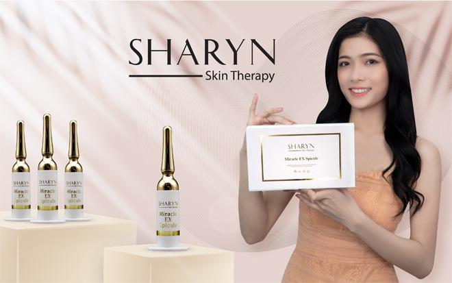 """Sharyn – """"ngôi sao mới"""" trong làng mỹ phẩm chăm sóc da Hàn Quốc"""
