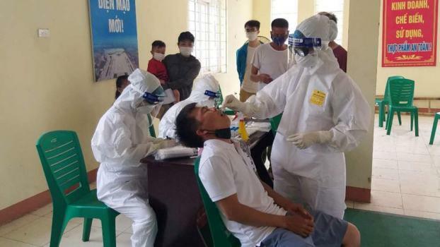 Tối 19/5, thêm 109 ca nhiễm COVId-19 tại 6 tỉnh, thành, Bắc Giang vẫn là ổ dịch lớn