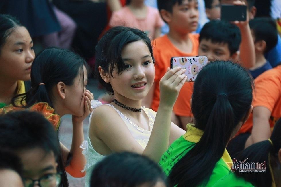 Chưa kiểm tra học kỳ lớp 5, sơ tuyển vào lớp 6 ở Hà Nội như thế nào?