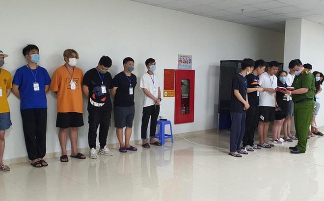 Hà Nội: Phát hiện thêm 4 người Trung Quốc nhập cảnh trái phép tại quận Cầu Giấy