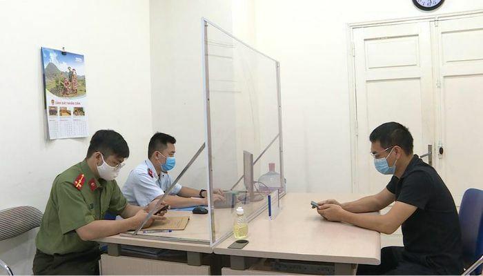 Tung tin Hà Nội bị phong tỏa, một Youtuber bị phạt 12,5 triệu đồng