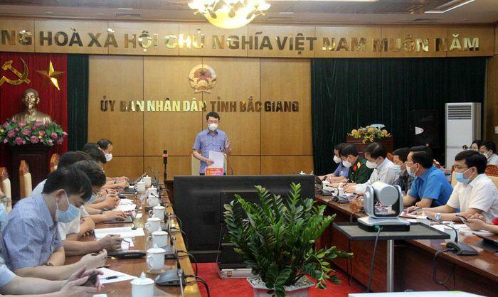 Bắc Giang dừng hoạt động karaoke, spa trước 17h ngày 9/5