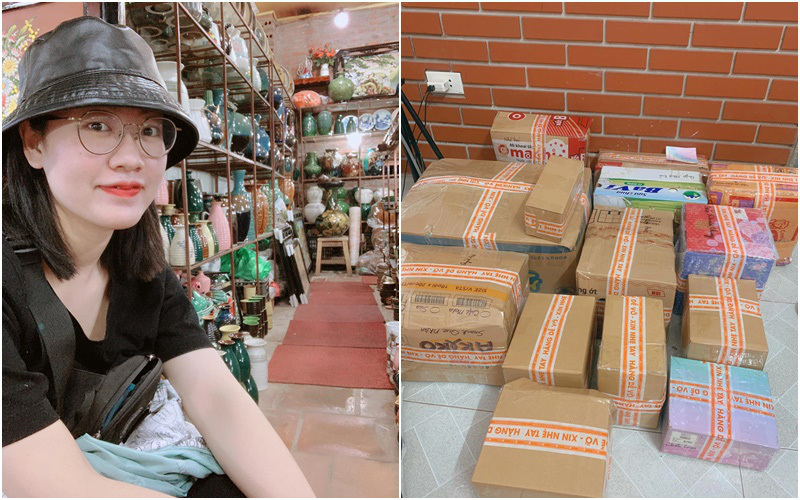Có chưa đầy 20 triệu, cô gái 26 tuổi vẫn tự tin kinh doanh đồ gốm và hàng nông sản, hé lộ điểm khó khăn nhất của khởi nghiệp