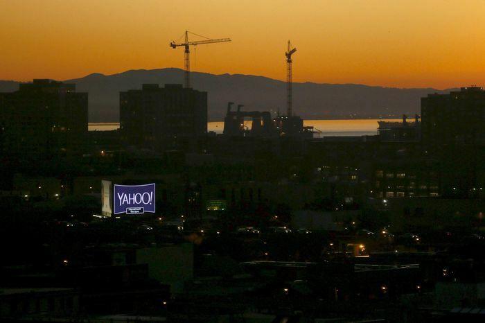 Yahoo bị bán đi