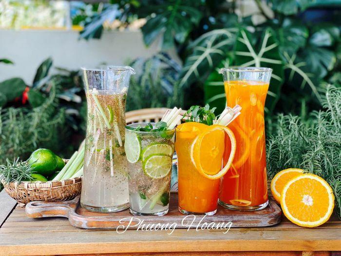 Cách làm hai món nước uống gây sốt nhất mùa hè
