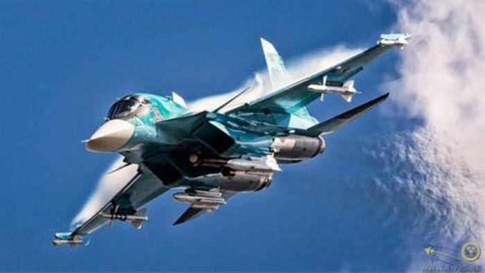Uy lực kinh hoảng của tên lửa siêu thanh Ostrota thuộc biên chế Không quân Nga