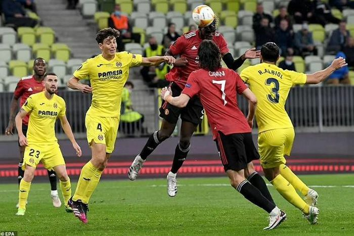 David de Gea thành tội đồ, MU ngậm ngùi nhìn Villarreal vô địch Europa League