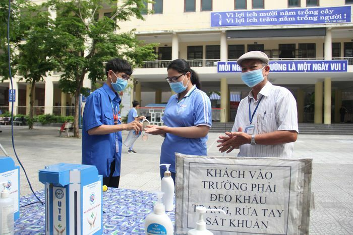 Đà Nẵng cho toàn bộ học sinh nghỉ học từ 4/5 phòng chống dịch