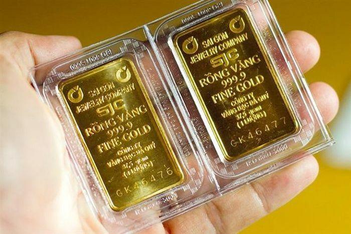 Giá vàng trong nước đạt đỉnh 9 tháng