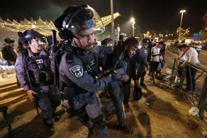 Bạo lực tái diễn tại Jerusalem