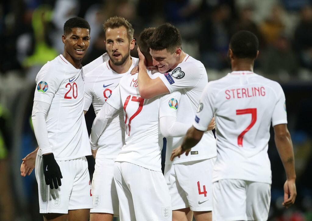 Tuyển Anh lo nhân sự cho Euro 2020