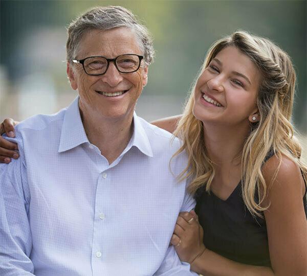 Bill Gates và vợ cũ 'đợi con út 18 tuổi mới công bố ly hôn'