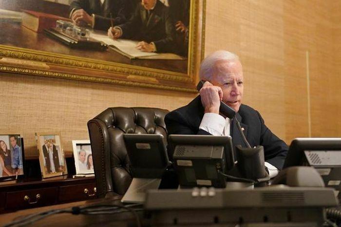 Hé lộ cuộc gọi của lãnh đạo Mỹ-Palestine giữa giao tranh dữ dội tại Dải Gaza
