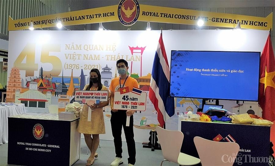 Vốn đầu tư Thái Lan tiếp tục chảy mạnh vào Việt Nam