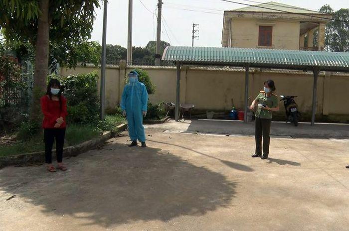 Hà Nam bắt giữ đối tượng F1 trốn khỏi khu cách ly tập trung