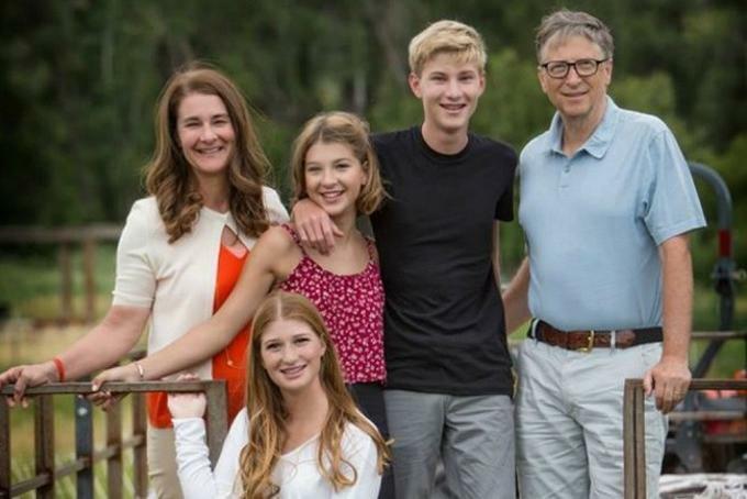 Chân dung người vợ kín tiếng của tỷ phú Bill Gates