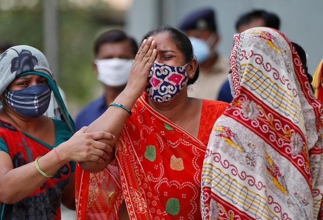 Ngày thứ 2 liên tiếp Ấn Độ có trên 4.000 người chết trong 24 giờ