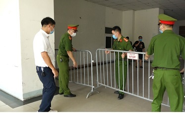 Hà Nội phong tỏa tòa nhà Chung cư Đại Thanh do có liên quan ca mắc COVID-19
